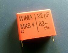6 x WIMA FKP2 3300pF 3.3nF 630VDC 250VAC 2.5/% Capacitor FKP2J013301I00HSSD