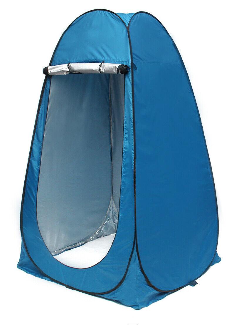 s l1600 - Outdoor Pop Up Camping Duschzelt Umkleidezelt Ohne Zeltboden Tragbar Faltzelt 88