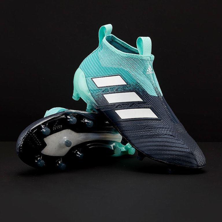 Adidas Ace 17+ Purecontrol FG Football Stiefel  Uomo UK 7.5 US 8 EUR 41.1/3  6053