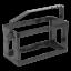 JC10VB Sealey Vehicle Bracket for JC10 JC10B /& JC10G Fuel Cans