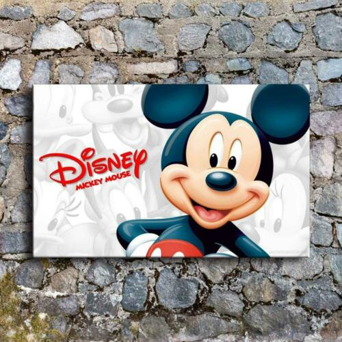 Disney Mickey Mouse HD Canvas prints Painting Home decor Picture Wall art Poster