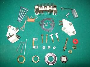 Details about Delco 10SI 10 SI Alternator Rebuild Kit 70 AMP More Hardware  Capacitor Resistor