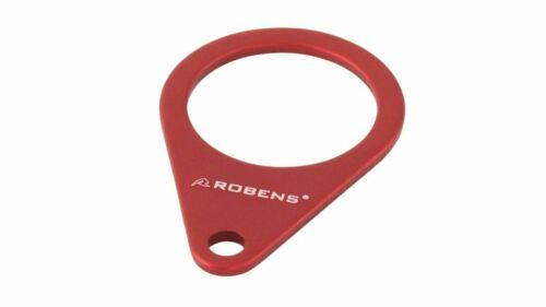Robens Tente Guyline Rouge Alliage indexer ring Camping Accessoire X 6