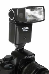Flash for Canon Nikon Digital Cameras Shoe Mount by Bower SFD290