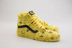 973506eb7c  75 VN0XSBQX4 Vans x Peanuts Men SK8-Hi Reissue - Charlie Brown ...