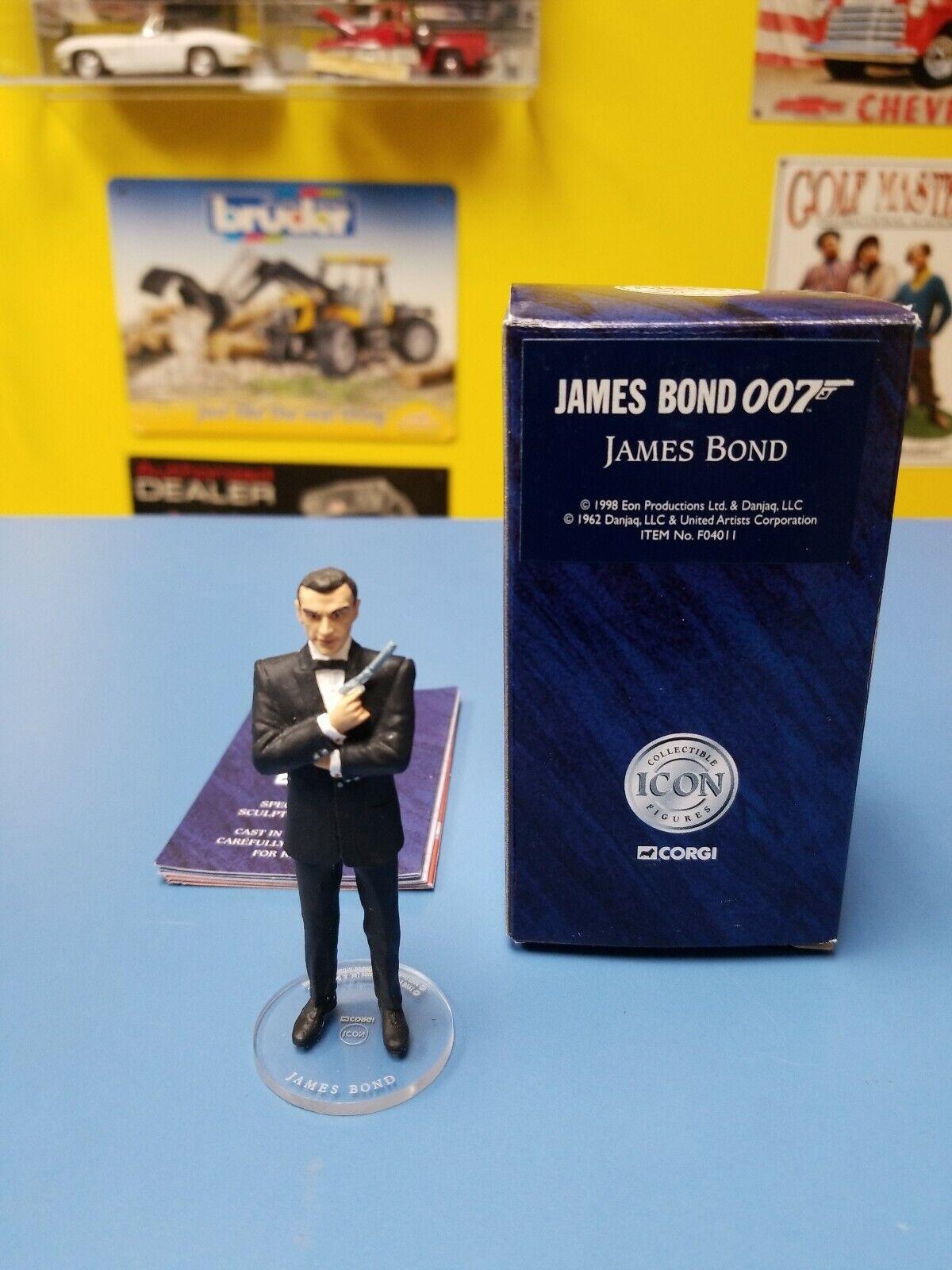 CORGI JAMES BOND 007 SEAN CONNERY ICON COLLECTION   RARE