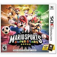 Mario Sports Superstars Nintendo 3ds Video Game