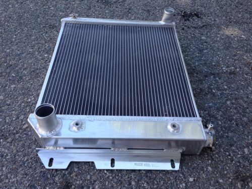 ALUMINUM RADIATOR FOR 1987-2002 JEEP WRANGLER TJ// YJ 3ROW V8 88 89 90 91 92 99