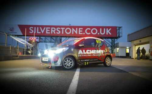 CITROEN C1 RACING RE-MANUFACTURED FRONT BRAKE CALIPERS CHALLENGE CLUB AYGO 107