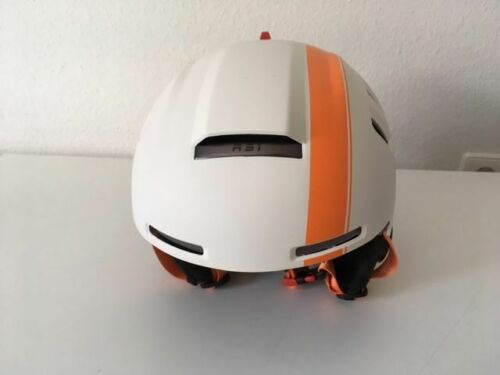 Livall Smart Ski Helmet Helmetphone RS1 weiß