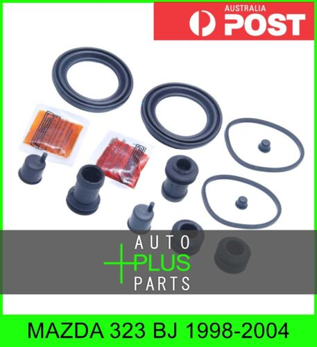 Fits MAZDA 323 BJ 1998-2004 Brake Caliper Cylinder Piston Seal Repair Kit