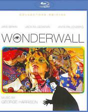 WONDERWALL 1968 collector's edition Blu-Ray George Harrison/Jane Birkin Shout