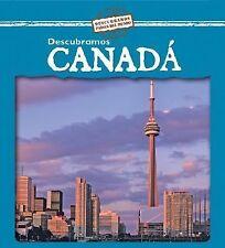Descubramos Canada Looking at Canada (Descubramos Paises Del Mundo  Lo-ExLibrary