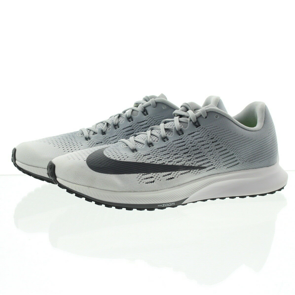 Nike 863770 Mens Air Zoom Elite 9 Low Top Running Athletic shoes Sneakers