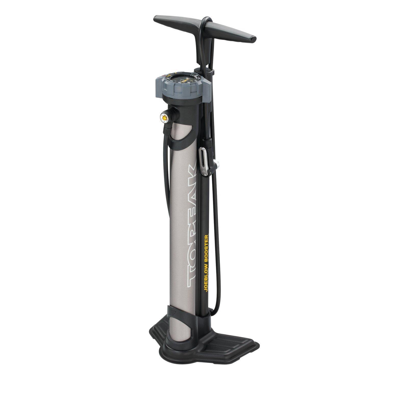 Topeak JoeBlow Booster Luftpumpe Tubeless Standpumpe Fahrrad Luftpumpe Booster Presta Schrader 9eeb4f