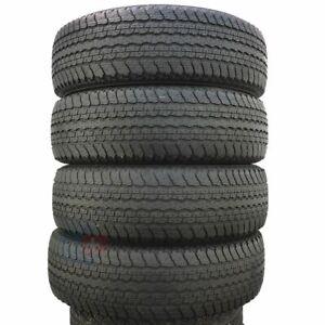 4-Stueck-255-70-R18-Bridgestone-Dueler-H-T-840-Ganzjahresreifen-M-S-113S