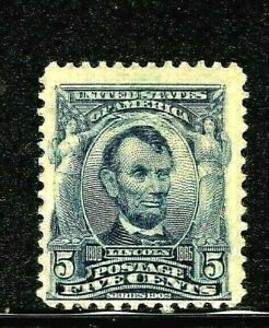 Q-US-304-MINT-OG-LH-1902-3-PERF-12-DL-WMK