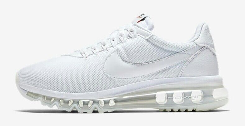 Nike Air Max LD-Zero Women's US 10 Running Triple White NEW Price reduction