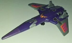 Transformers Cyclonus Vintage Hasbro G1 Decepticon Plane 1986 Takara
