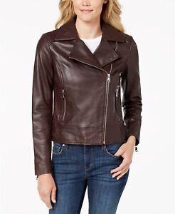 véritable cuir cuir pour manteau vintage motard vintage en femme véritable Veste gPYaTnF