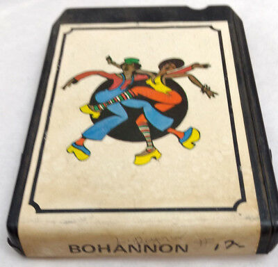 Other Formats Bohannon 8-track Gettin' Off S4166 Punctual Timing