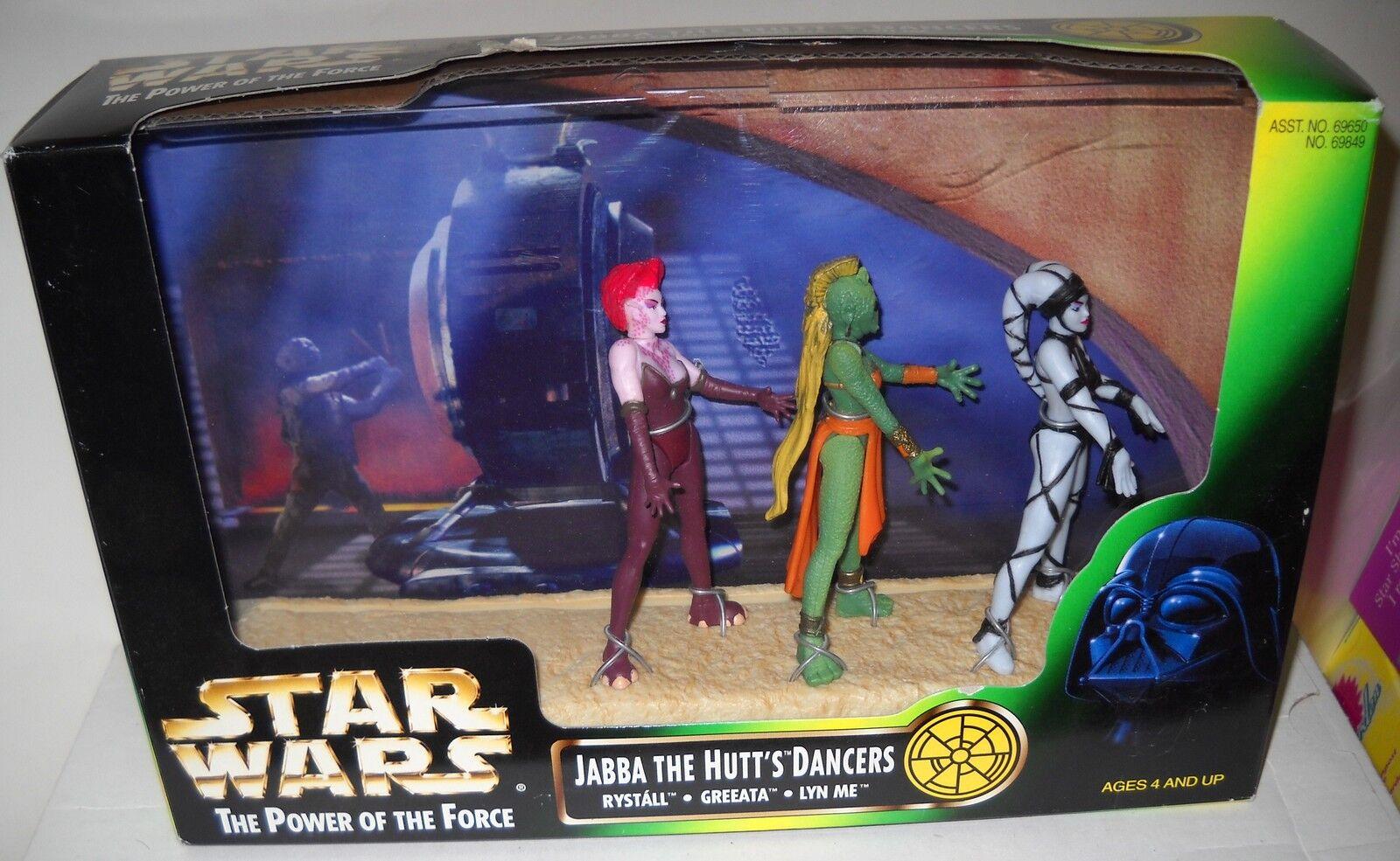 2145 für star - wars - macht der truppe jabba the hutt ist tänzer