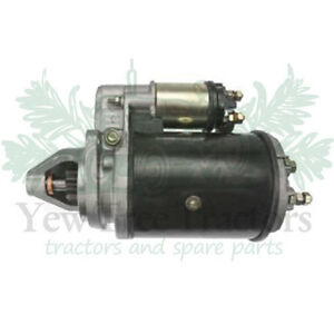 starter motor massey ferguson 165 240 265 362 575 590 690. Black Bedroom Furniture Sets. Home Design Ideas