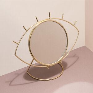 Cyclops-Tischspiegel-DOIY-Auge-Schmink-Gold-Spiegel-Kosmetikspiegel-Badspiegel