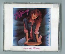 Tiffany 3-inch-CD-Maxi could 've been © 1987 - 4-TRACK-CD # 258 004-2 - Remixes