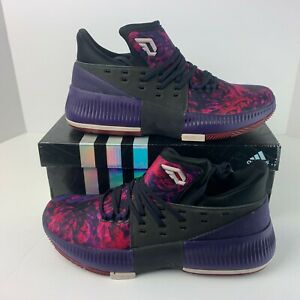 new products efc92 d68f9 Image is loading Adidas-Mens-Dame-3-Rose-City-Damian-Lillard-