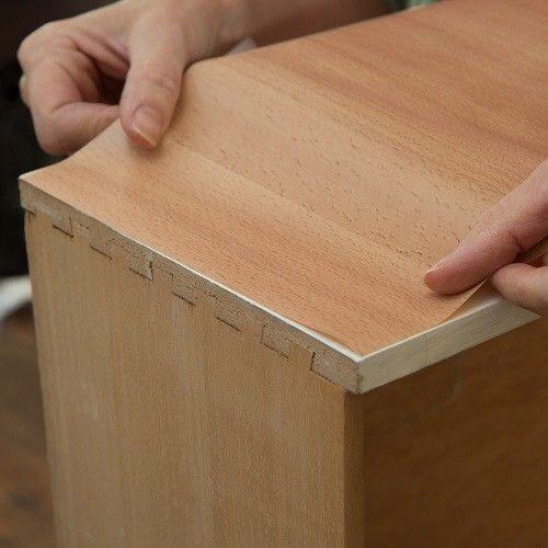 Plank 90 Cm.D C Fix Sticky Back Plastic Self Adhesive Vinyl Wrap Beech Plank