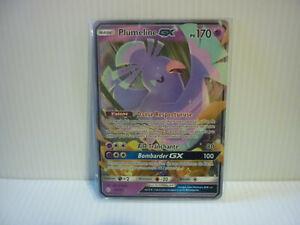 95//236 Carte Pokemon Neuve Française SL12:Éclipse Cosmique Plumeline GX