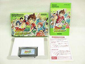 EYE-SHIELD-21-Devil-Bats-Devil-Days-MINT-Condition-Game-Boy-Advance-Nintendo-gba