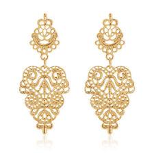 Statement Earrings for Wedding Gifts ED01627c Leaf Teardrop Dangle Drop Earrings Jewelry for Women and Girls Miss Kiss Green Resin Gold Earrings