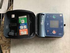 Philips M3861a Heartstart Defibrillator No Pads No Battery