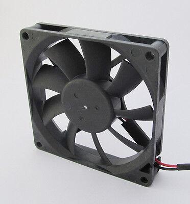 Delta 2-Wire 80x80x15mm Super High Speed 12V Fan