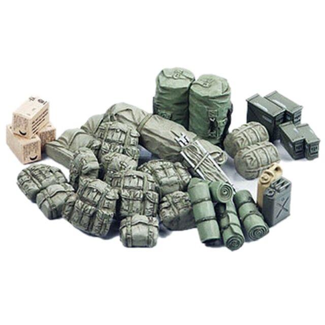 Tamiya 35266 1/35 Mod Us Military Equip Set