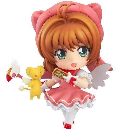 Kb04c Good Smile Cardcaptor Sakura  Sakura Kinomoto Nendorid Action Figure