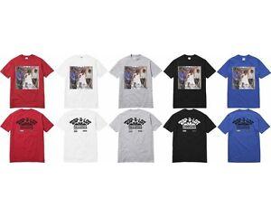 9c613b975b6a SUPREME Rap A Lot Records Geto Boys Tee Black Red M box logo camp ...