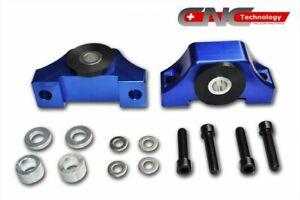 Billet Engine Motor Torque Mount For Acura Integra 1.8L 1995 1996 1997 1998 Blue