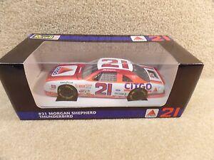 New-1995-Revell-1-24-Diecast-NASCAR-Morgan-Shepherd-Citgo-Ford-Thunderbird-21
