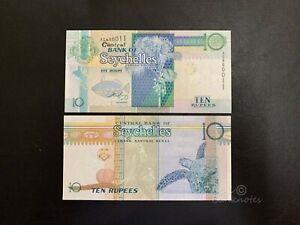SEYCHELLES-1998-2008-10-rupees-UNC