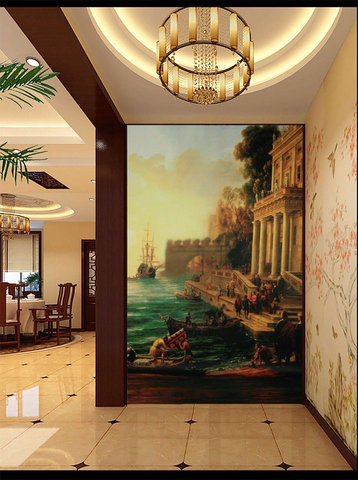3D European luxury 3766 Wall Paper Wall Print Decal Wall Deco Indoor Wall Murals