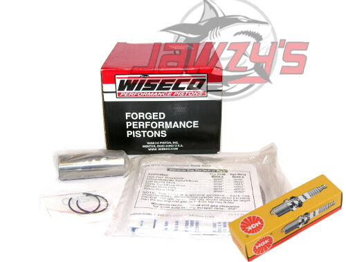55.5mm Piston Spark Plug for Suzuki RM125 1989-1991