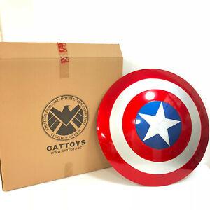 """Marvel Avengers Captain America Steve Rogers Shield 1 1 ABS Mode 22"""""""