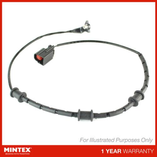 1x Fits Mini Cooper D Clubman R55 1.6 Genuine Mintex Rear Brake Pad Wear Sensor