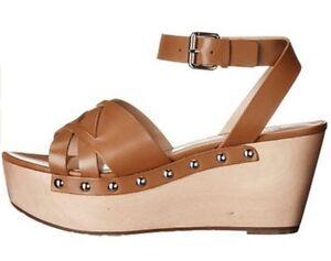 13e54f7650 Women's Shoes Marc Fisher CAMILLA Crisscross Sandals Wooden Wedge ...