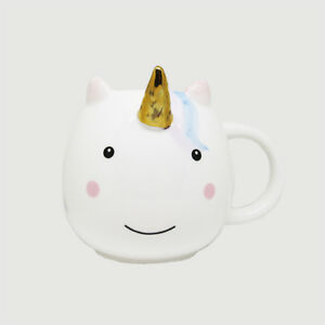Image Is Loading UNICORN UNIHORN CERAMIC MUG COFFEE CUP FOR HER