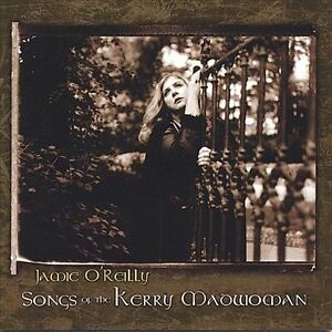 O-REILLY-JAMIE-SONGS-OF-KERRY-MADWOMAN-CD-NEW