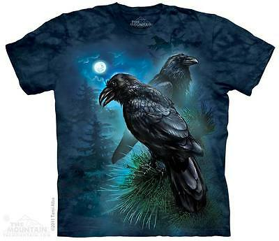 New The Mountain Ravens T Shirt